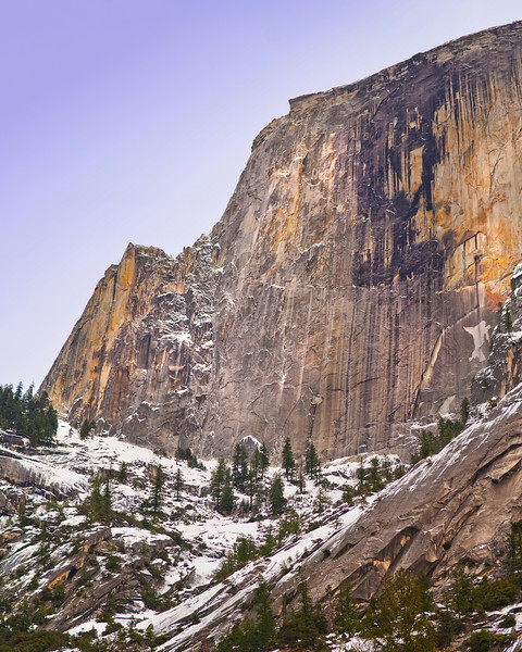 Half Dome,Yosemite Valley
