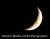 Cresent Moon 10-22-09
