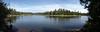 Woods Canyon Lake Panorama