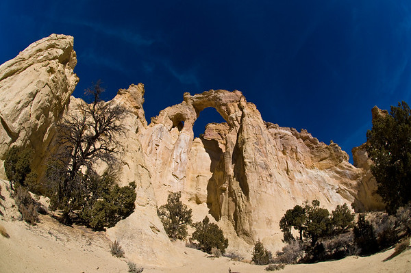 Grosvenor Arch Utah