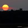 Sunset at River Ridge