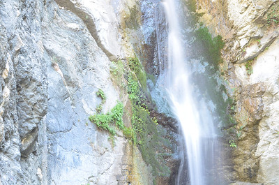 Eaton Canyon Falls 5 second exposure