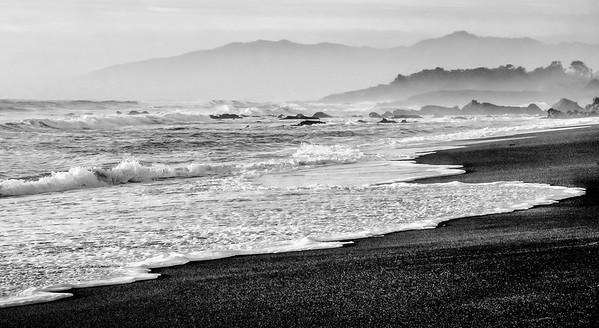 Storm Surf, Central Coast