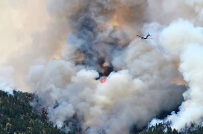 Flagstaff Fire, 2012