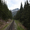 White Pass Rail Way - We departed from Skagway, Alaska