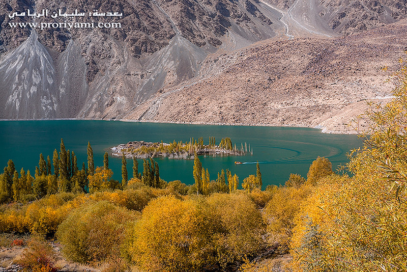 """Lake Sadpara, Skardu """"Pakistan"""""""