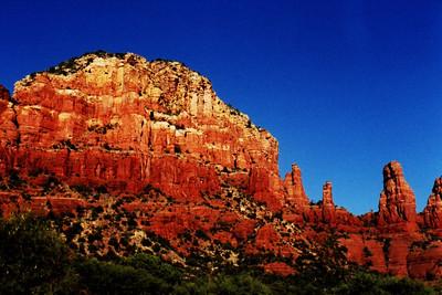 Sedona Arizona  Shot with a 35mm Rebel 2K back in '02