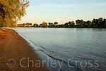Sunset on the Sacramento River. Sacramento, CA (11 Jun 2009)