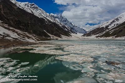 "Lake Saif-Ulmalook, Naran ""Pakistan"""