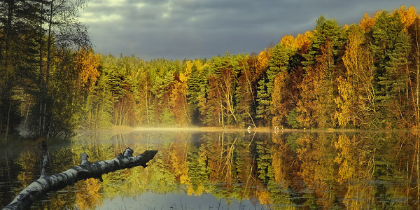Hawk pond│Noux national park│Espoo│Finland