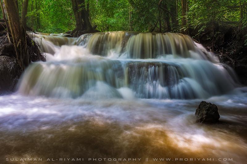Huai Mae Khamin Waterfalls, Thailand