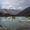 Huanglong National Reserve, Sichuan, China