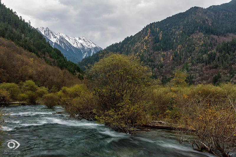 Jiuzhaigou NP , Sichuan, China