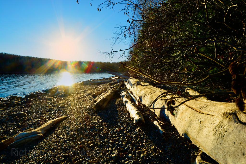Hayes Lake, Spring 2015, Rictographs Images, Good Morning