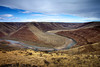 The John Day river carves and curves its way through the remote reaches of Eastern Oregon.