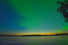 Aurora Borealis, Hayes Lake, Ontario, Canada