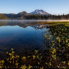 Sparks Lake, Oregon, USA
