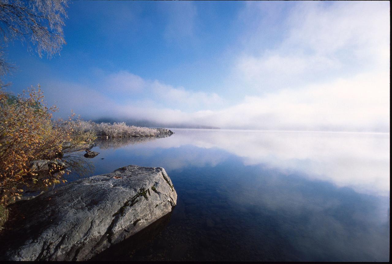 Utsikt over Pasvikelva (© Ragnar Våga Pedersen)