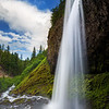 Tamnawas falls, Oregon, USA