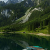 Upper Gosau lake