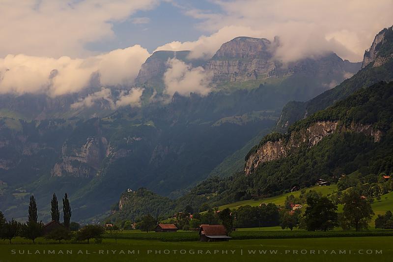 Bavarian landscape,