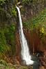 Catarata de Toro, waterfall of the bull, over 2 football fields high.