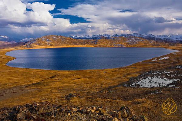 "Sheosar lake, Deosai NP ""pakistan"""