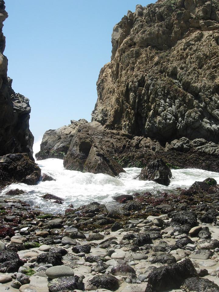 Pfiefer Beach CA