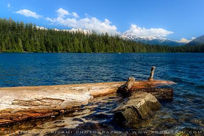 Lost lake, Oregon, USA