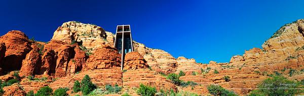 Church of the Holy Cross, Sedona Arizona - Aspect Photography