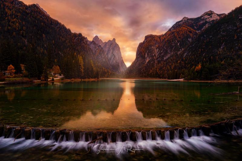 Lago Dobbiaco , Toblacher see (German)