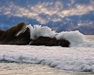 Wave, Point Reyes National Seashore