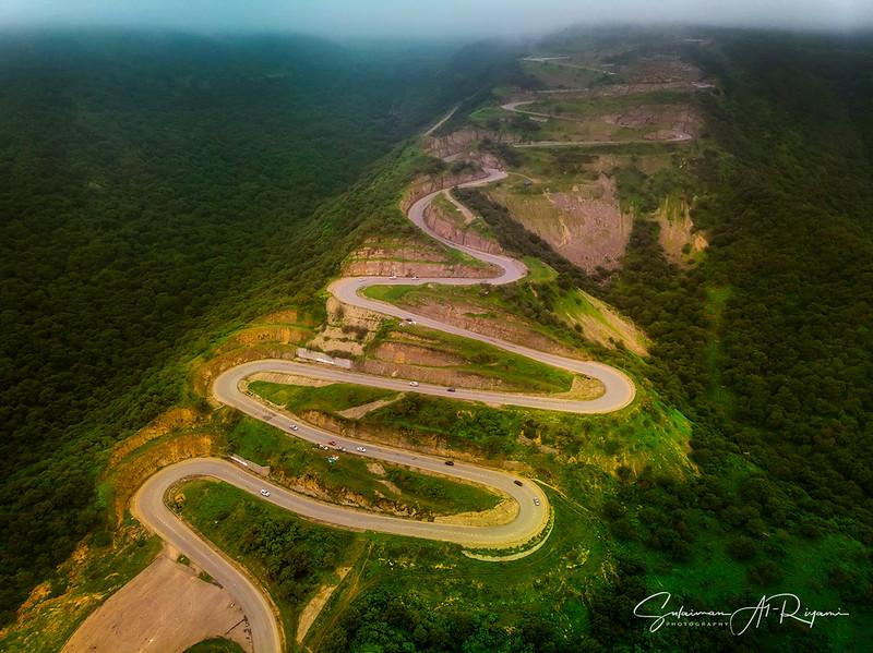 Salalah-Hajif Road