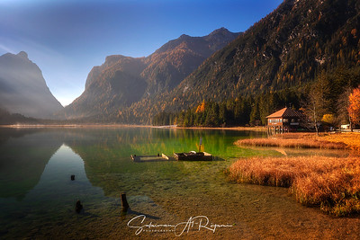 Lake Dobbiaco