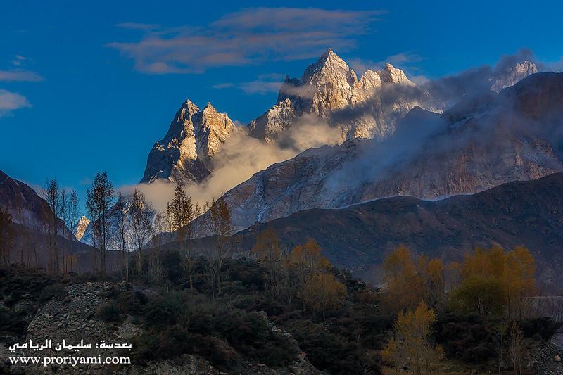 """spirit on nature, Karakoram mountain range """"Pakistan """"."""