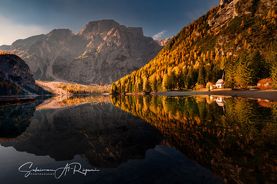 """Lago di Briase, Dolomites """"Italy"""""""