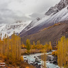 Autmn of Ghizer valley, Pakistan.