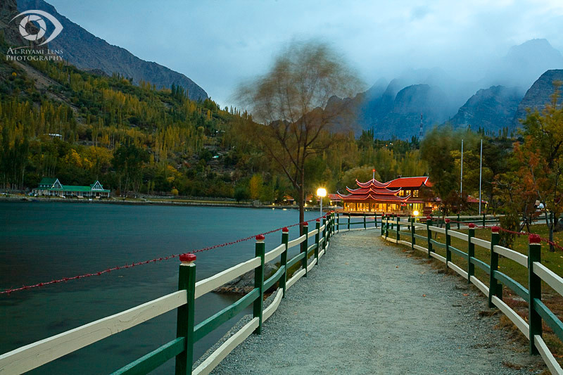 "Shangri-La Resort, Skardu ""Pakistan"""