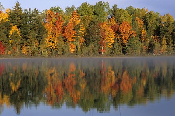 Swan Lake,<br /> Schoolcraft County, Michigan