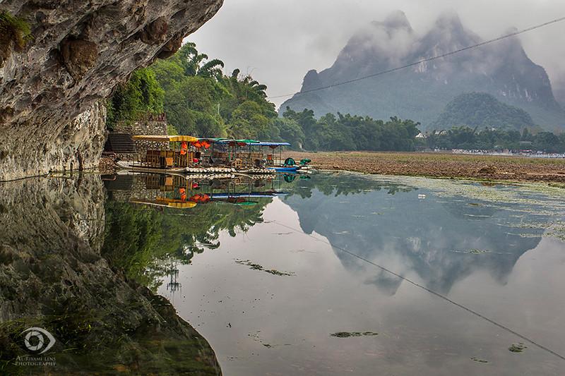 Li River, Yangshuo, Guangxi, China