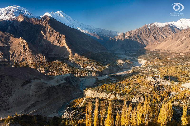 """Hunza valley, Autumn 2009 """"Pakistan"""""""