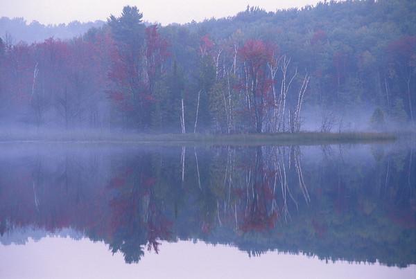 Council Lake, Hiawatha National Forest