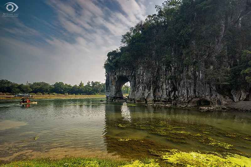 The Elephant Hill, Guilin, China