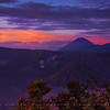 Mt. Bromo during sunrise