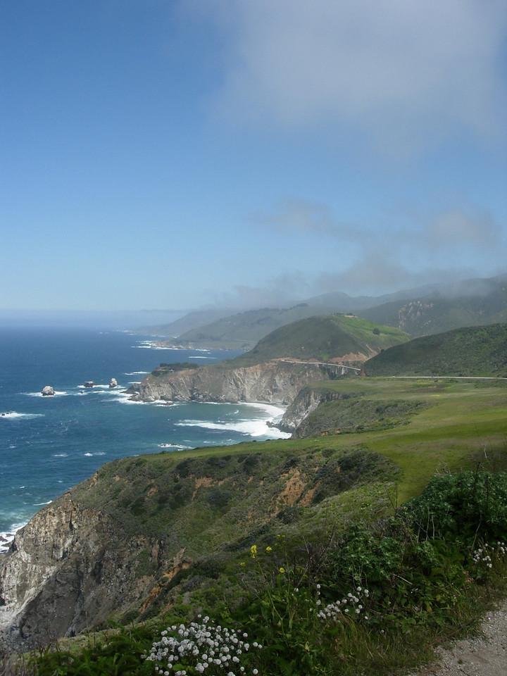 California Coast - Hwy 1