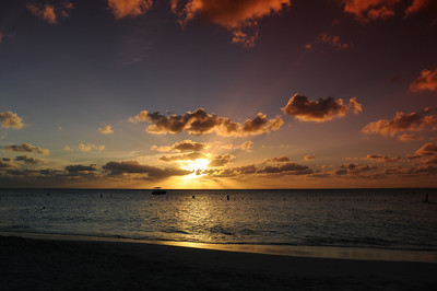 Cayman Sunset 2