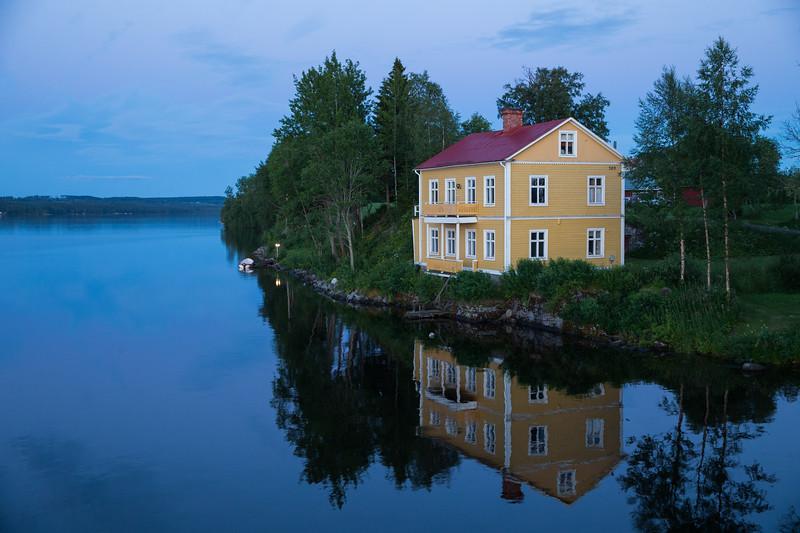 Storsjön, Dvärsätt, Jämtland, Sverige