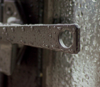 Wet Window Latch