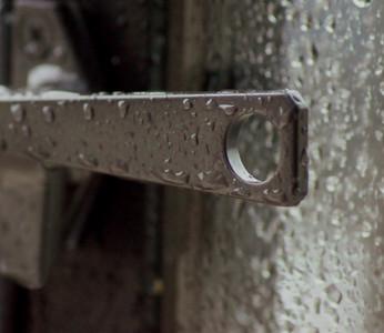 Wet Window Latch