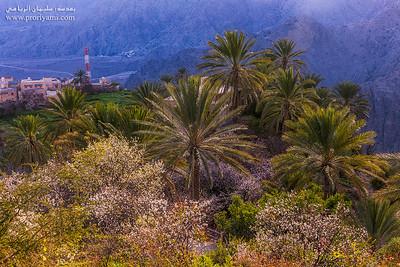 Wakan, Oman.